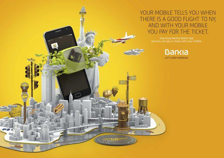 Bankia: New York