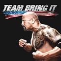 #Dwayne The Rock Johnson  # The Rock #Wrestling  #Bodybuilding Weitere Infos hier: http://bodybuildingtrainingsplan.net/dwayne-the-rock-johnson/