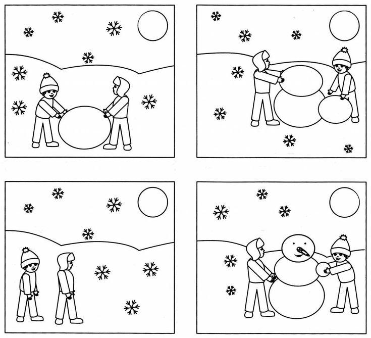 картинки для определения последовательности сибирская