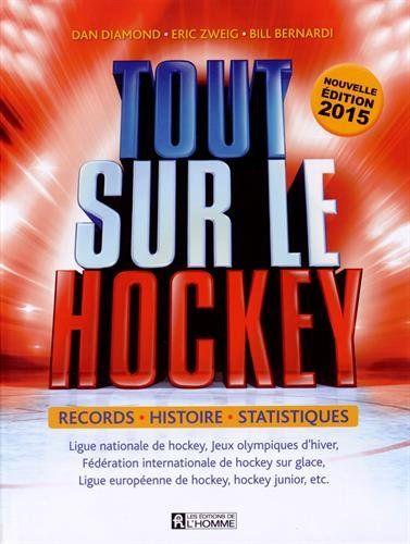 Statistiques, anecdotes, faits saillants, photographies: cet ouvrage retrace l'histoire du hockey, depuis les tout premiers matchs joués à Montréal jusqu'aux résultats les plus récents. Il recense les exploits spectaculaires des personnalités du hockey qui se sont fait connaître dans le monde entier. Vous aurez sous la main les réponses à toutes vos questions et de quoi épater vos amis !
