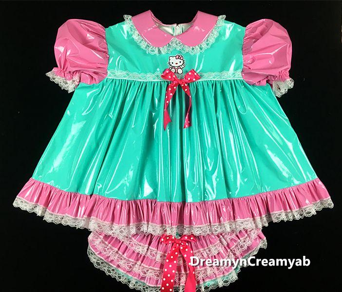 cd6a260f719 Hello Kitty PVC Baby Dress