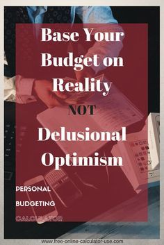 This online Free Personal Budgeting Calculator will help you to formulate a realistic personal budget and allow you to print out any number of personalized, free, printable budget worksheets.