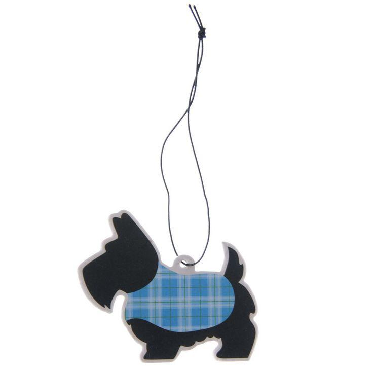 Ambientador perro escocés