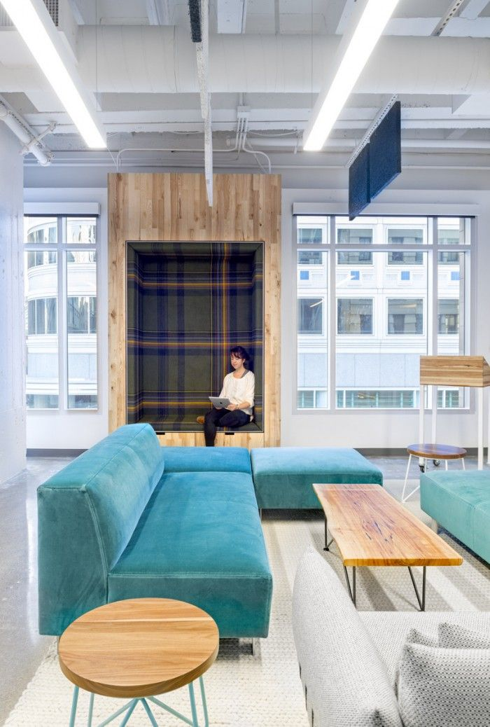 Capital one labs san francisco offices public spaces for Office design san francisco