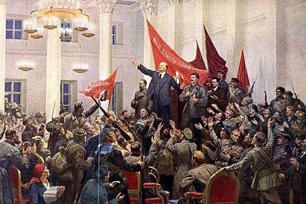 Rivoluzione d'Ottobre