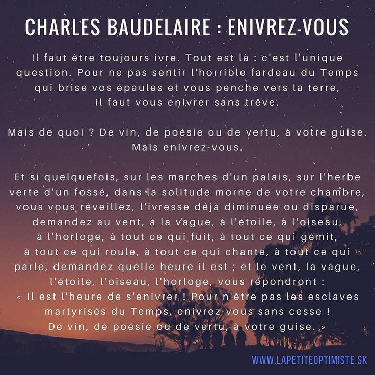 Un moment de poésie française ❤📖