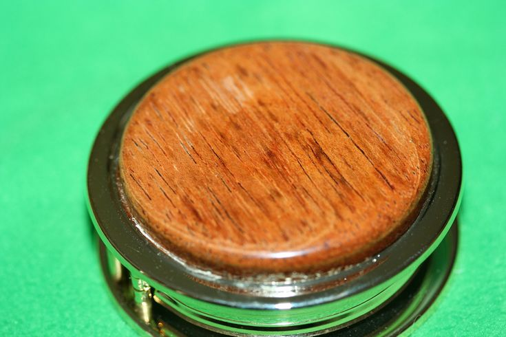 Handcrafted South American Jatoba Magnifying Glass Paperweight in a Beautiful 24 ct Gold Finish by Witmer Enterprises, $32.99 at witmerenterprises.com and also @Etsy