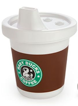 cute Starbucks sippy cup