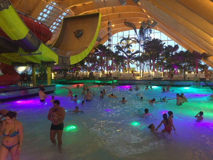Galaxy, part of Therme Bucharest - for kids.