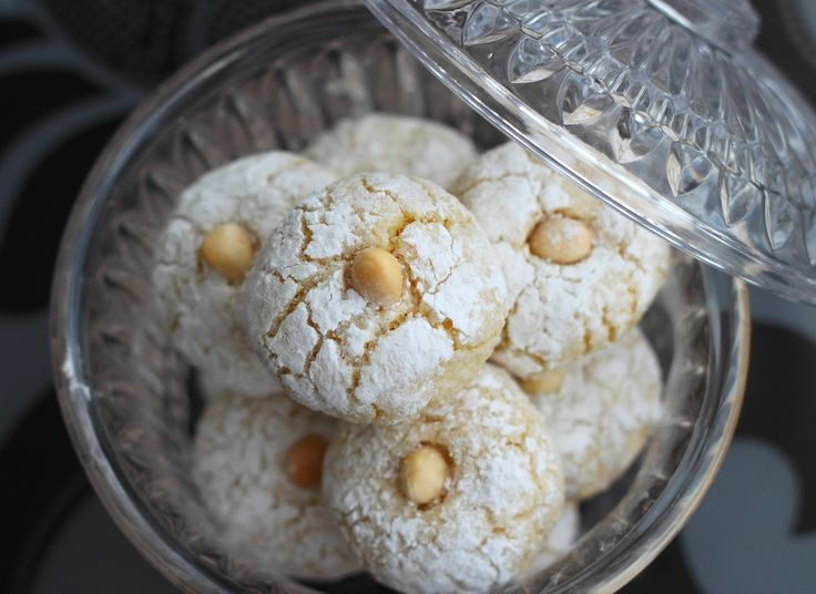 Délices d'Orient: Ghribia d'amandes