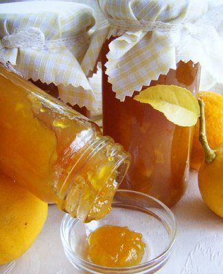 Lemon Pickle Jelly...gorgeously, lemony, sweet and sour flavor...works well with chicken, fish, or stirred through mayo