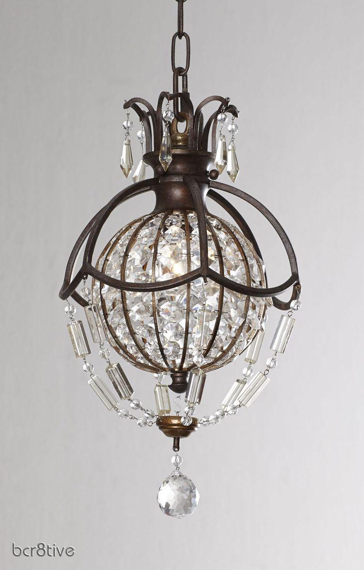 Unusual pendant lamps inspired by medusas digsdigs - Bellini One Light Mini Pendant