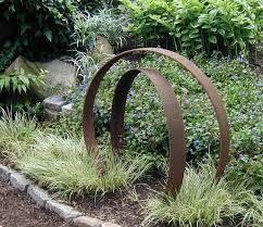 recycled wine barrel hoops