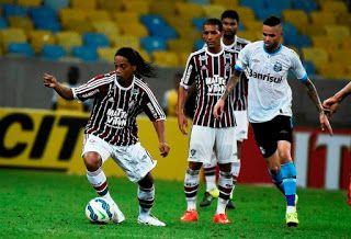Blog Esportivo do Suíço:  R10 joga 20 minutos, e Fluminense e Grêmio empatam