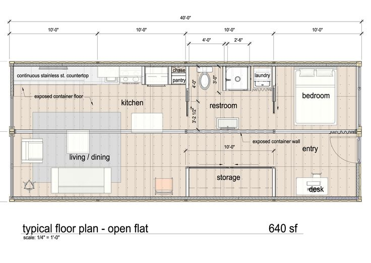 25 best ideas about 40 container dimensions on pinterest for 32 x 40 home plans