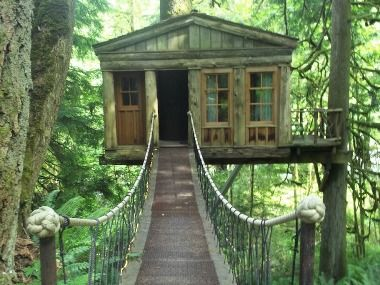 A Trip to the TreeHouses — Bike Overnights