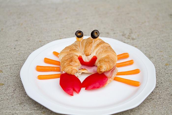 I need to start doing food art! =)