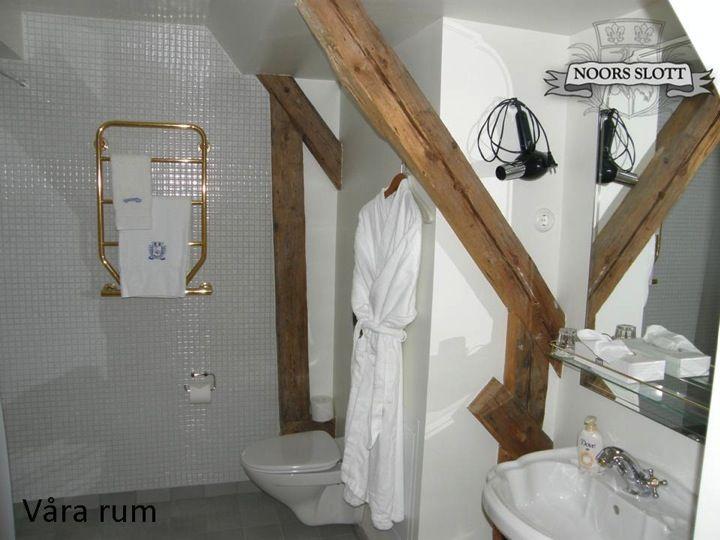 badrum, slottet, bevara, balkar från 1700-talet,