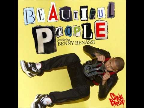 Benny Benassi - Beautiful People [HD/HQ] - Chris Brown's parts have been edited out in this version