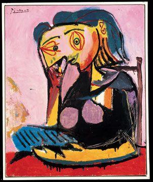 * l'Arlésienne (Lee Miller) Pablo Picasso, 1937
