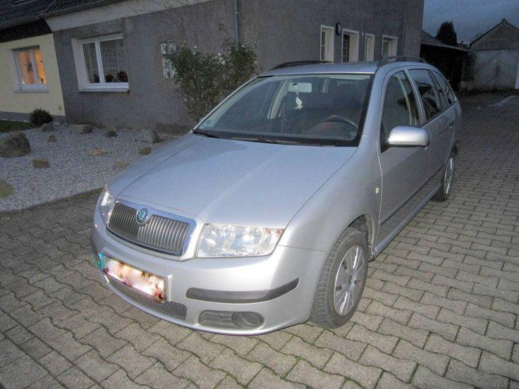 Skoda Fabia Kombi Ambition 1,4 16V Benzin Automatik Klima EFH SHZ sehr gepflegt