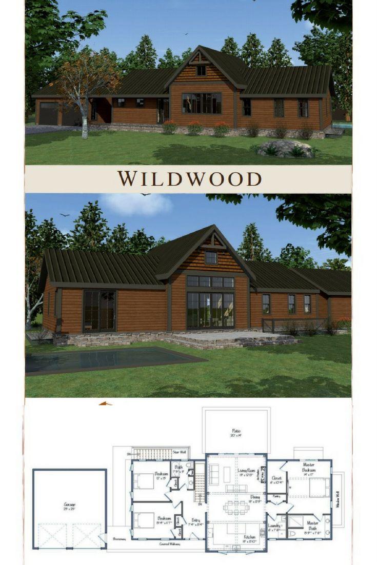 3347 best modern barn images on Pinterest   Modern farmhouse ...
