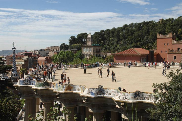 Barcelona City History Museum - MUHBA Park Güell
