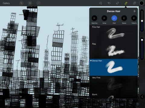 「Paint Hack」無料セール中! ー iPad対応ペイントアプリ
