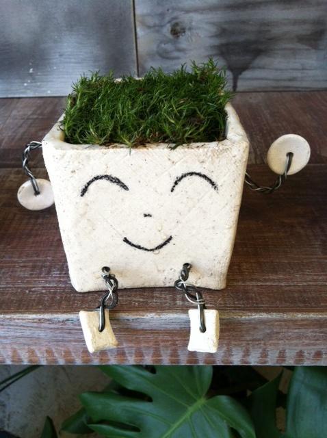 smiling garden
