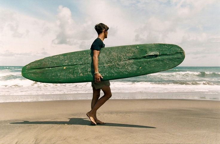 Nolan Hall surfer/photographer