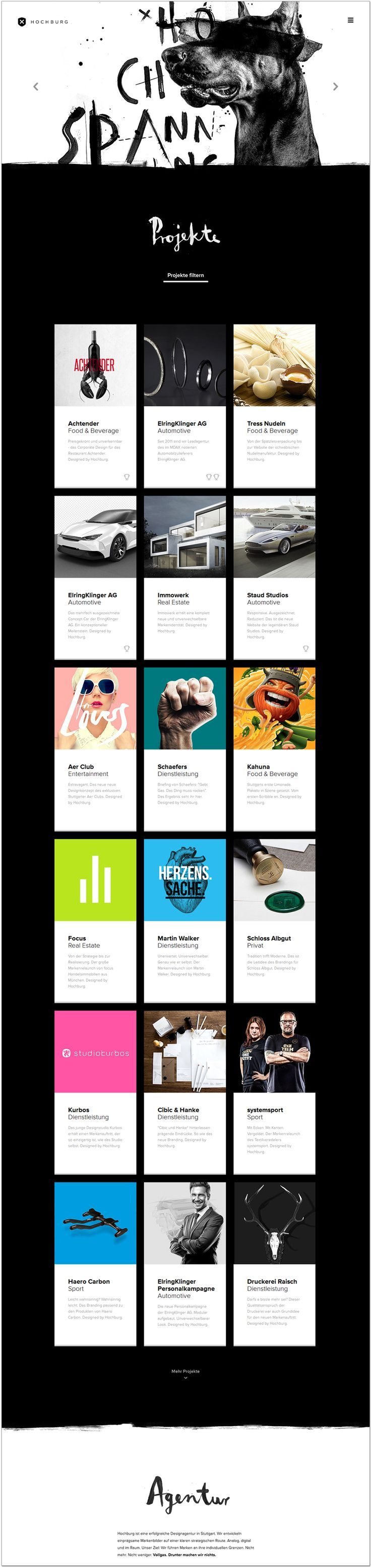 Modern B&W Grid Website Design Collection. = = = FREE CONSULTATION! Get similar web design service @ http://www.smallstereo.com