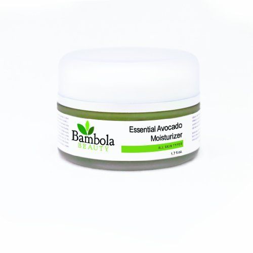 Bambola Beauty-Essential Avocado Moisturizer-1.7 oz by Bambola Beauty. $56.00. 1.7 oz. A fresh rejuvenating moisture creme that provides long-lasting hydration without leaving skin feeling greasy. Revitalizing Co-Enzyme Q10 reinforces the humectant properties of Virgin Avocado Oil, Organic Shea Butter and Organic Jojoba Oils making this the perfect choice for all skin types that desire a vibrant complexion.