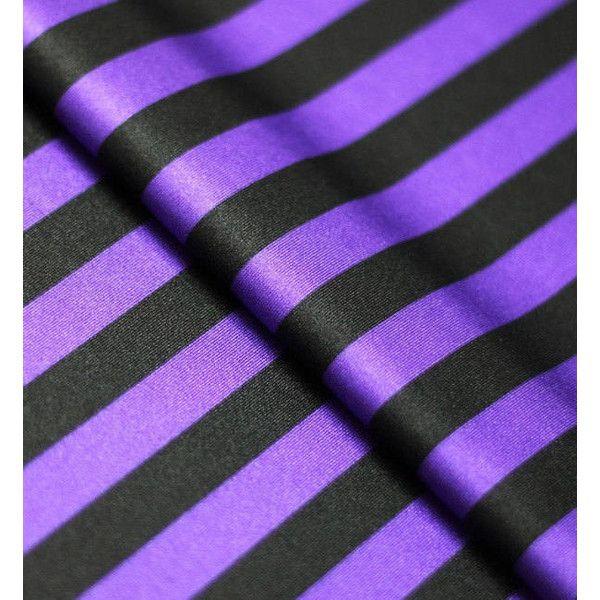 "Striped Spandex, 1"" Purple Striped Fabric, Swimsuit Fabric, Swimwear... ($3.50) ❤ liked on Polyvore featuring swimwear, one-piece swimsuits, lycra swimsuit, swim suits, bow swimsuit and purple one piece swimsuit"