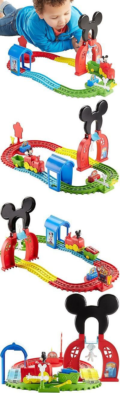 Mickey 19219: Fisher-Price Disney Mickey Mouse Clubhouse Mouska Train Express Playset New -> BUY IT NOW ONLY: $35.39 on eBay!