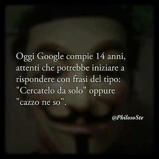 Today Google turns 14...