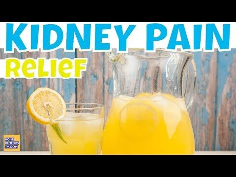 #HealthyLivingTips What You MUST DRINK to Relieve KIDNEY PAIN? Drink These 6 KIDNEY... #NaturalCure #Health
