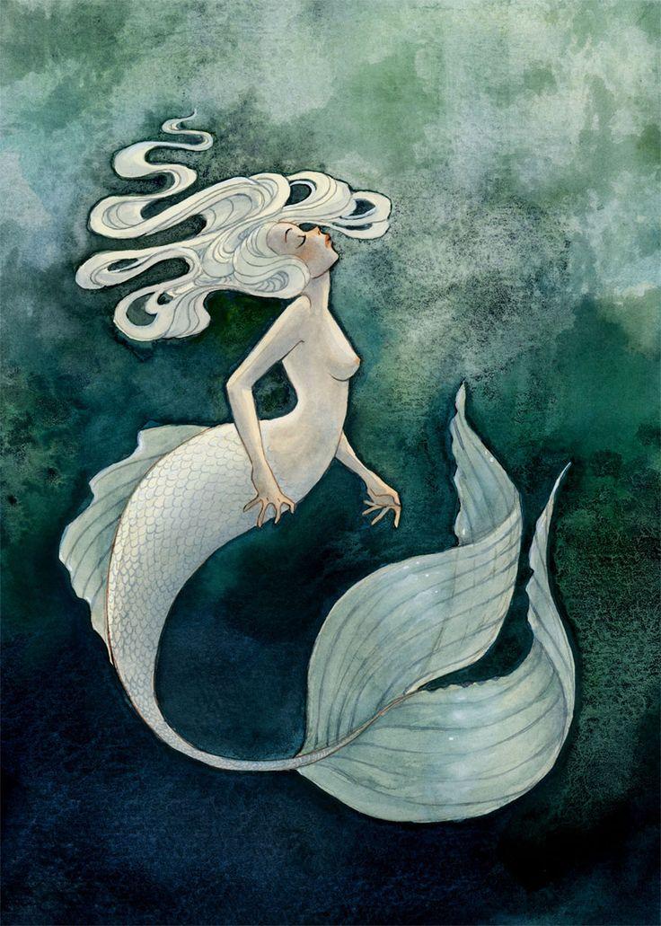reneenault:  This Friday's Mermaid!