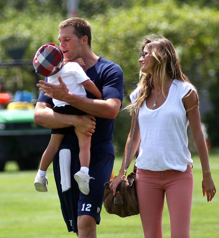 Tom Brady: Family Life - #Patriots