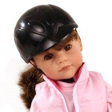 Panenka Hannah jako jezdkyně