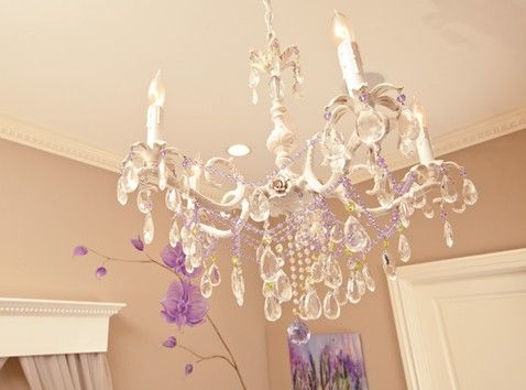124 best chic chandeliers images on pinterest chandeliers for the nursery chandeliers mozeypictures Images