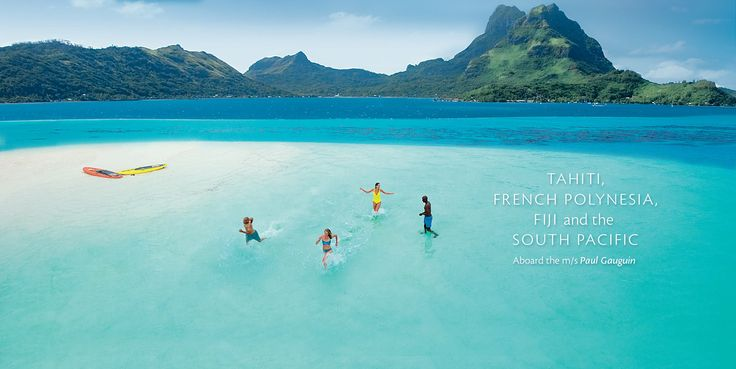 Luxury Cruises - Home | Paul Gauguin Cruises