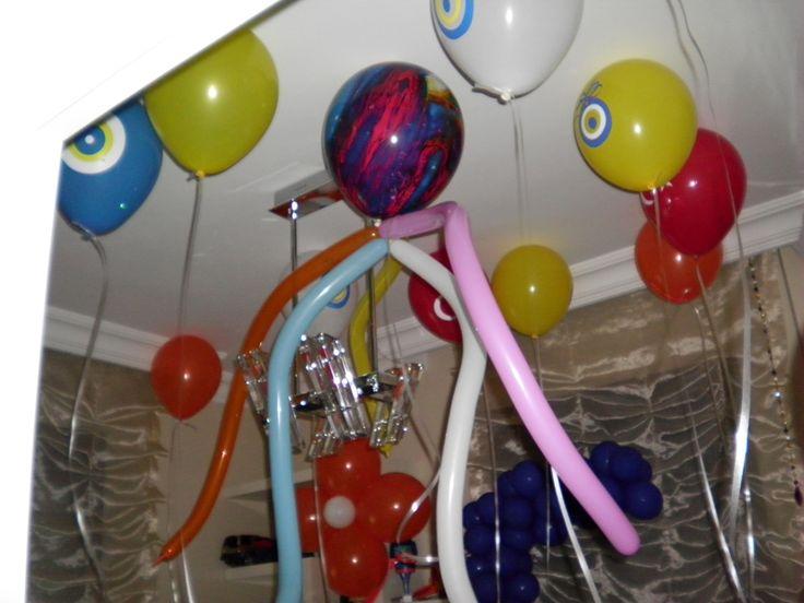 #havaifisek #parti #konfeti #balon Dekoratif Açıdan Balonlar Günümüzde artık gelişen teknoloji ile birlikte çocukların ilgisini çeken balonlarda çok daha özel seçenekler geliştirilmektedir. http://www.balonmagazasi.net/kategori/balonlar/dekoratif-acidan-balonlar.html