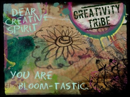 Creative Spirit, you are Bloom-tastic.