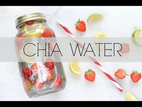 50 best video my fussy eater recipe videos images on pinterest fruity chia seed water the healthy and natural energy drink you can make at home forumfinder Choice Image