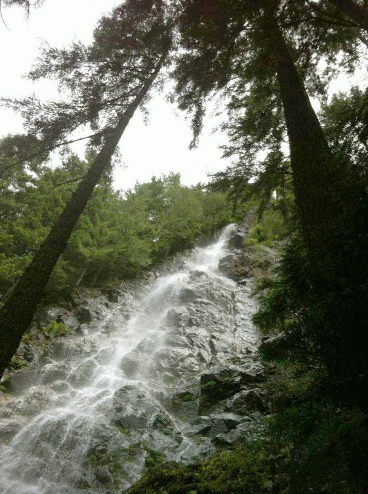 Teneriffe Falls (Kamikaze Falls)- Snoqualmie Pass -- North Bend Area-- 6.0 miles