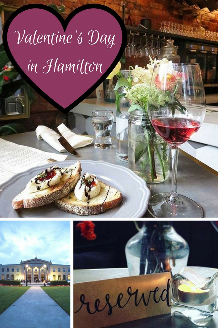 Whether you plan on making a reservation for a delicious meal or, heading out to a romantic event, there's no shortage of ways to win your date's heart in Hamilton.