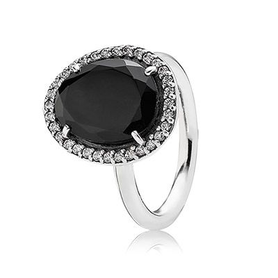 """My right hand """"bling ring!"""" PANDORA 