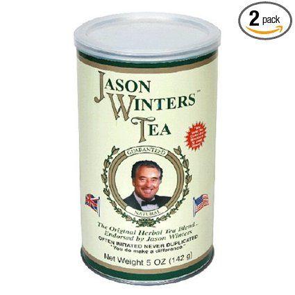 Jason winter tea