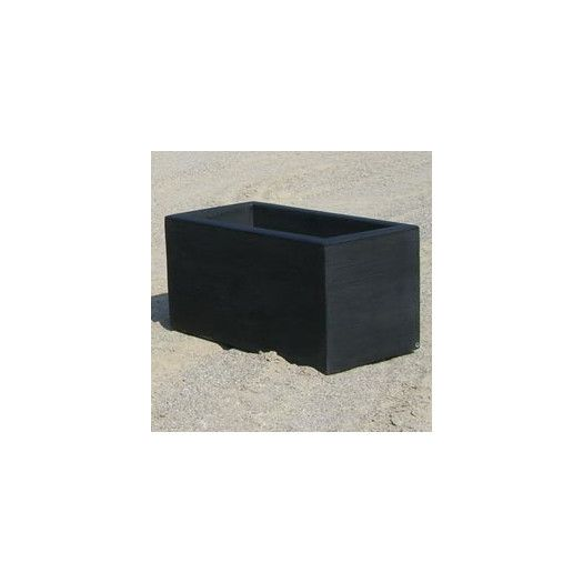 Slide Design Quadra II Rectangular Planter Box | AllModern