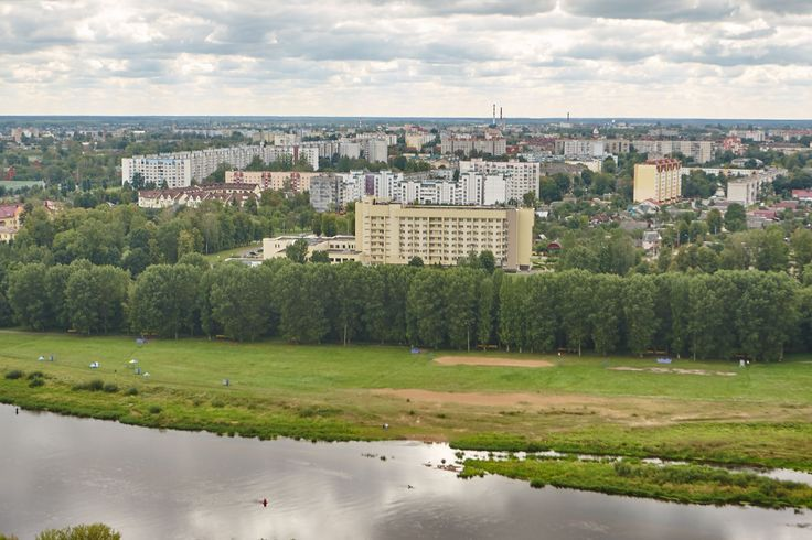 Гостиница «Турист» - первый трехзвездочный отель в Могилевской области. Фото: Анна Бирюкова
